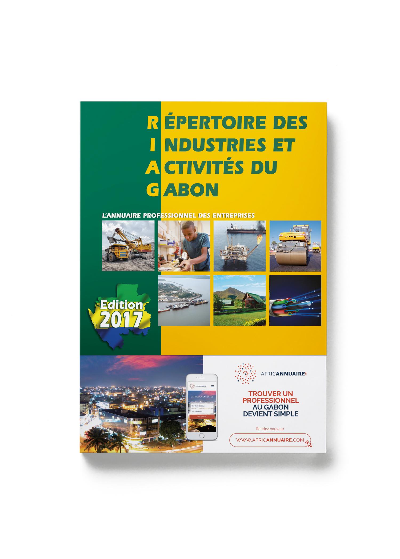 Visuel Annuaire du Gabon
