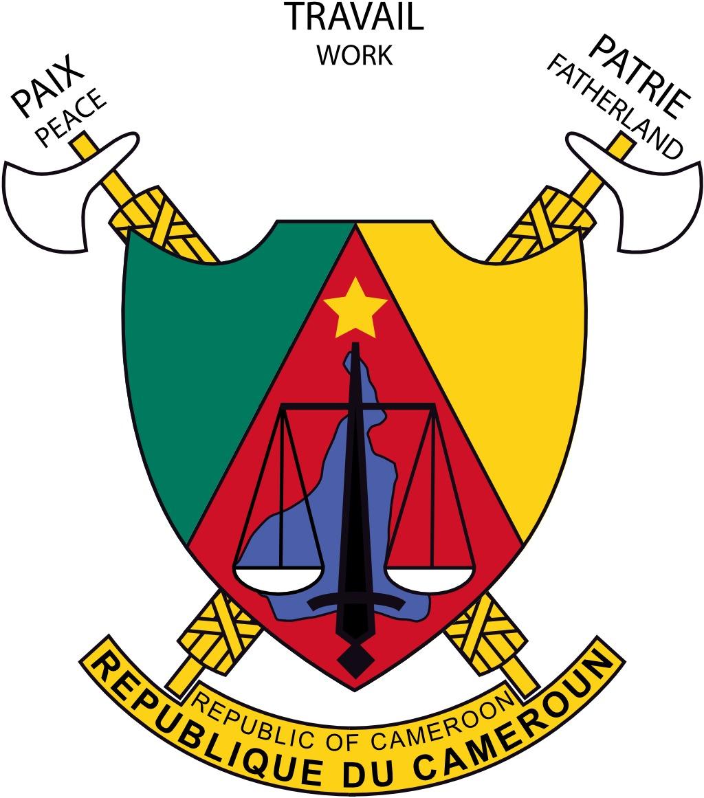 embleme du pays du Cameroun en afrique annuaire