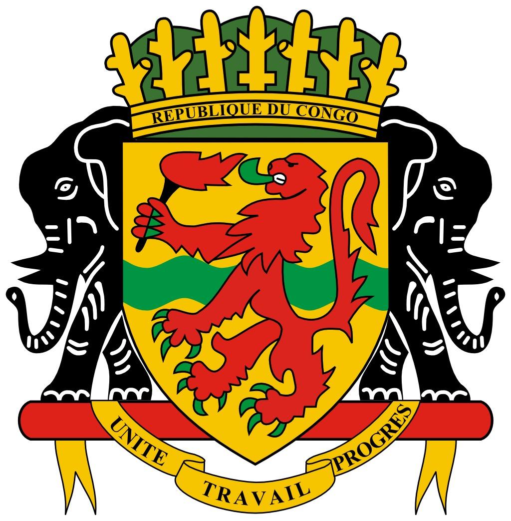 embleme du pays du Congo en afrique annuaire