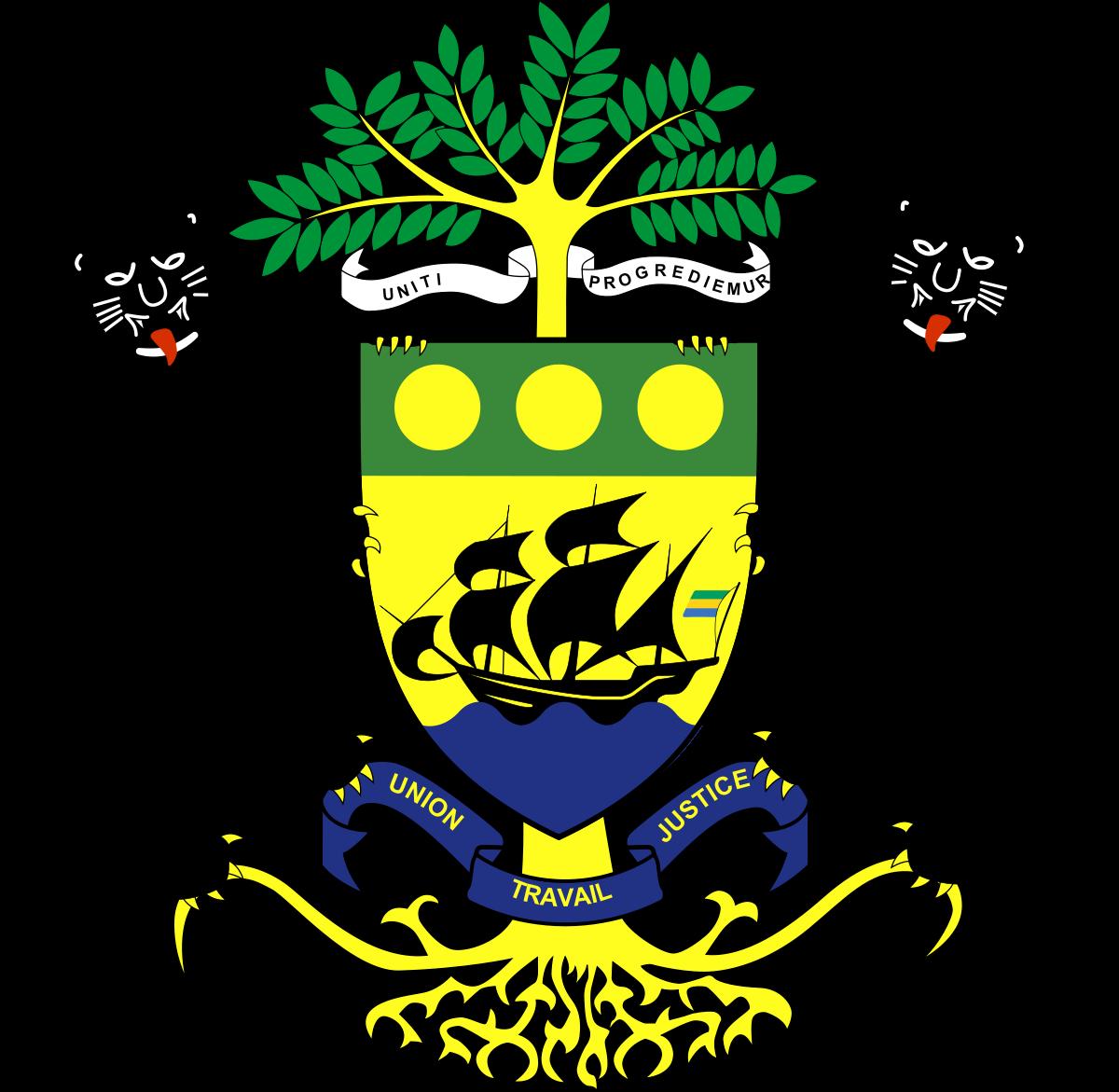 embleme du pays du gabon en afrique annuaire